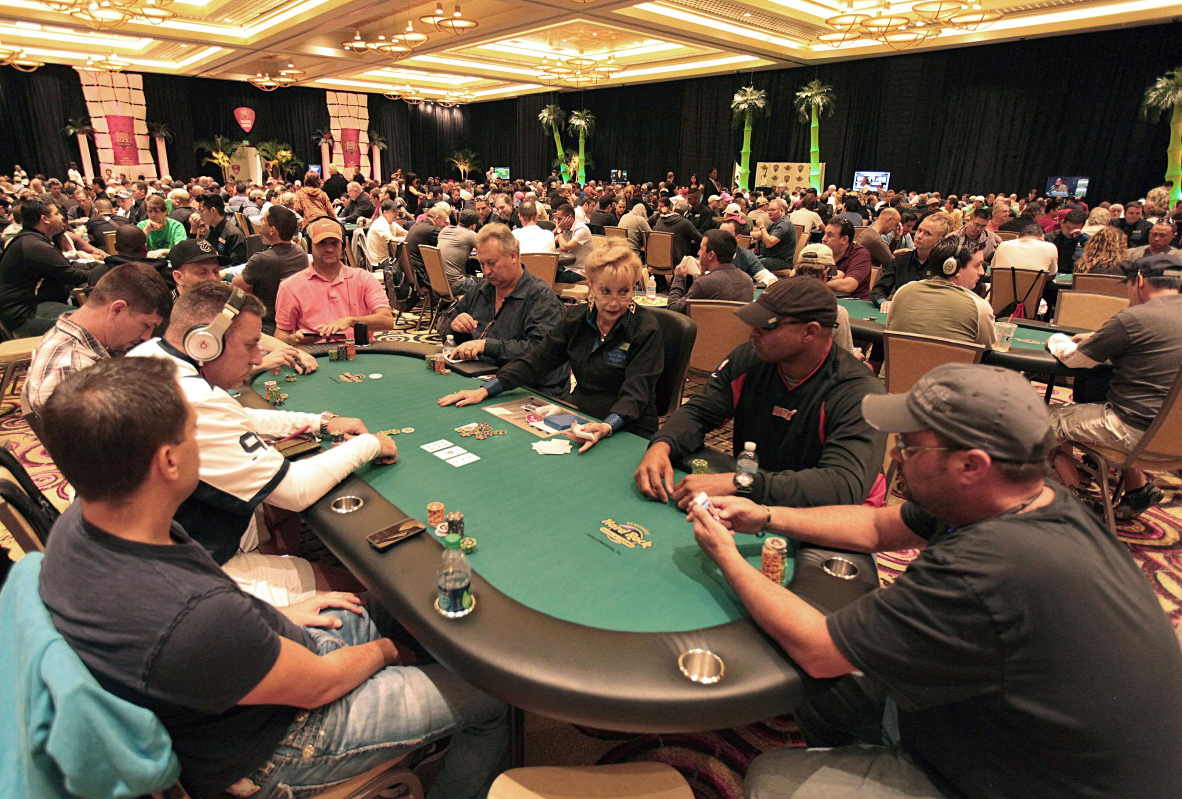 Hard Rock Poker