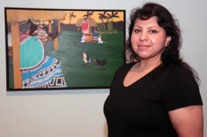 Erica Deitz at Lowe Art Museum