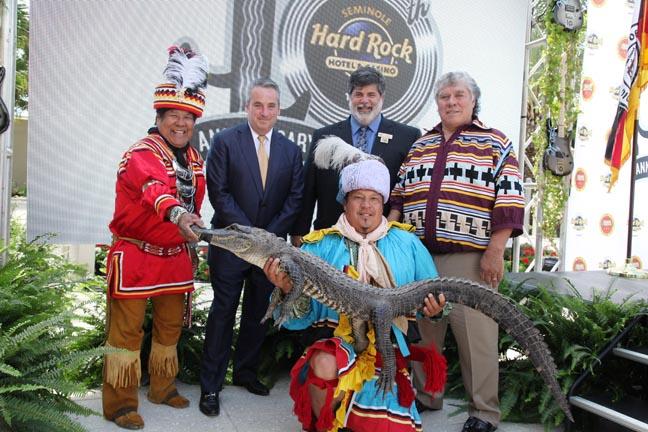 Hard Rock Tampa Celebrates 10 Years The Seminole Tribune