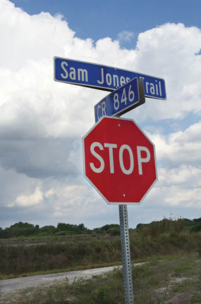 Sam Jones Trail