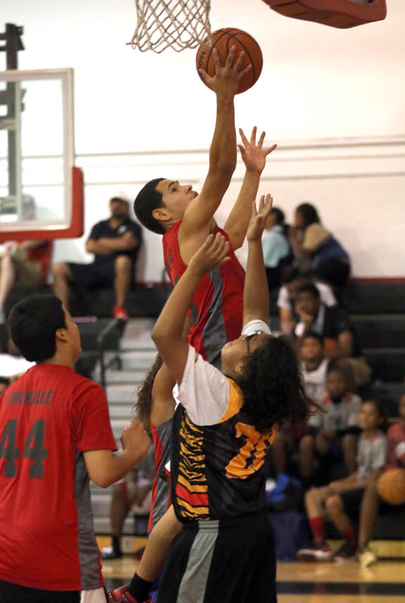 Youth Basketball 13
