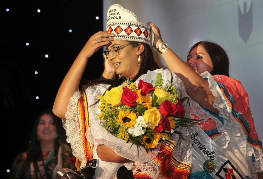 Li's Miss crowning