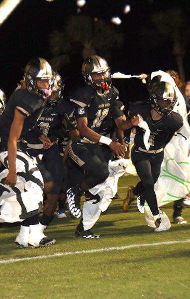 Moore Haven football playoff 2
