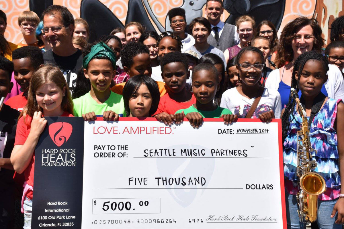 Hard Rock Heals Foundation
