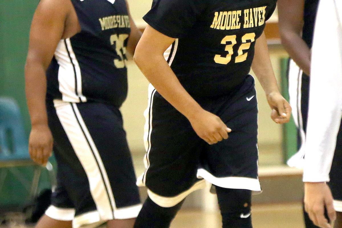 Moore Haven boys basketball 4