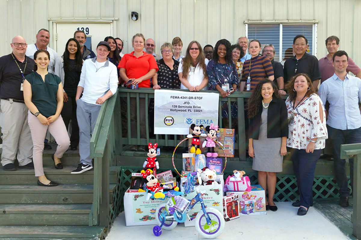 STOF TOY DRIVE