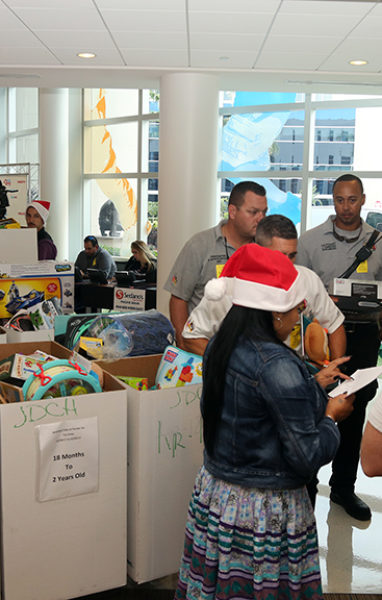 Toy Drive 105
