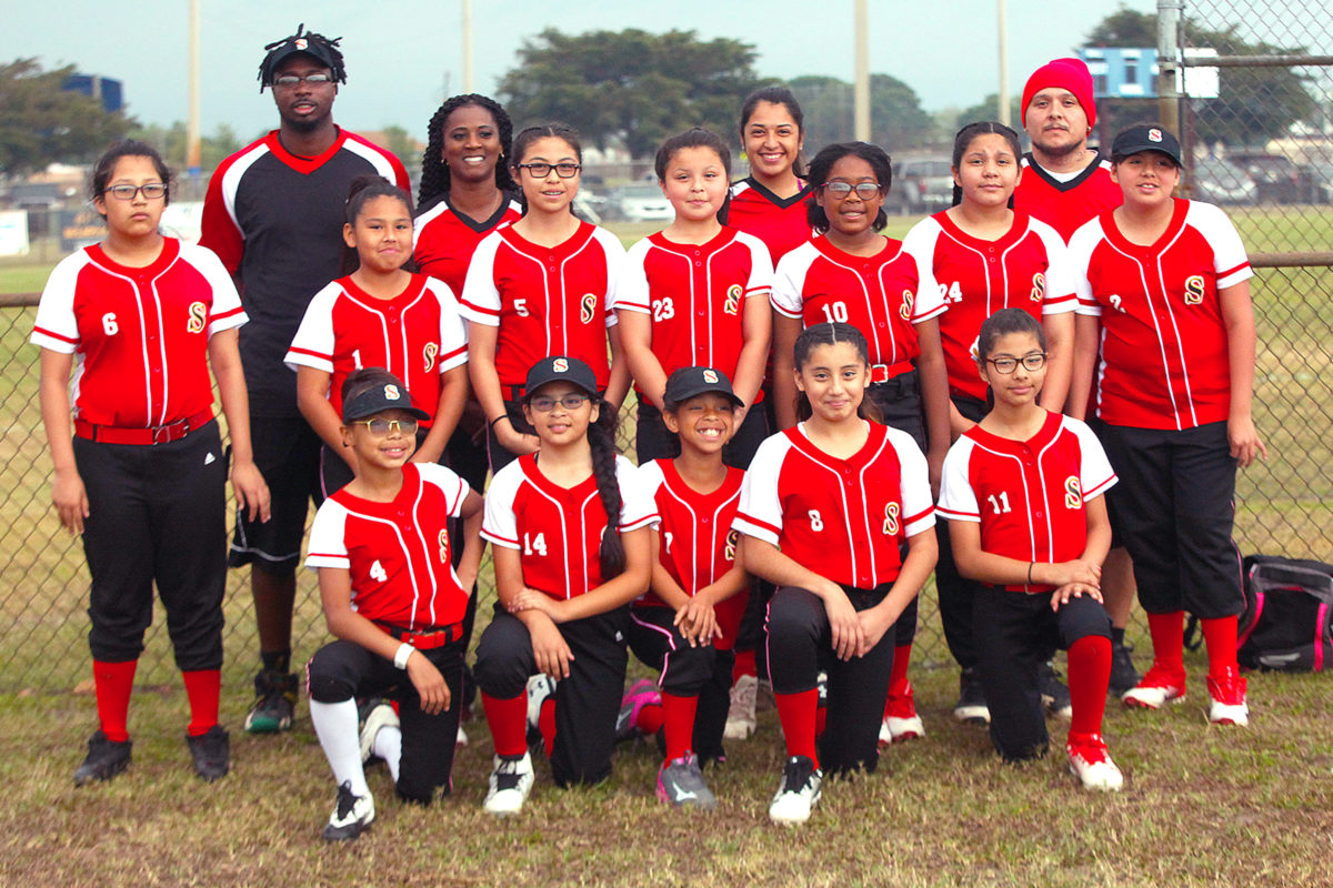 Big Cypress softball 1