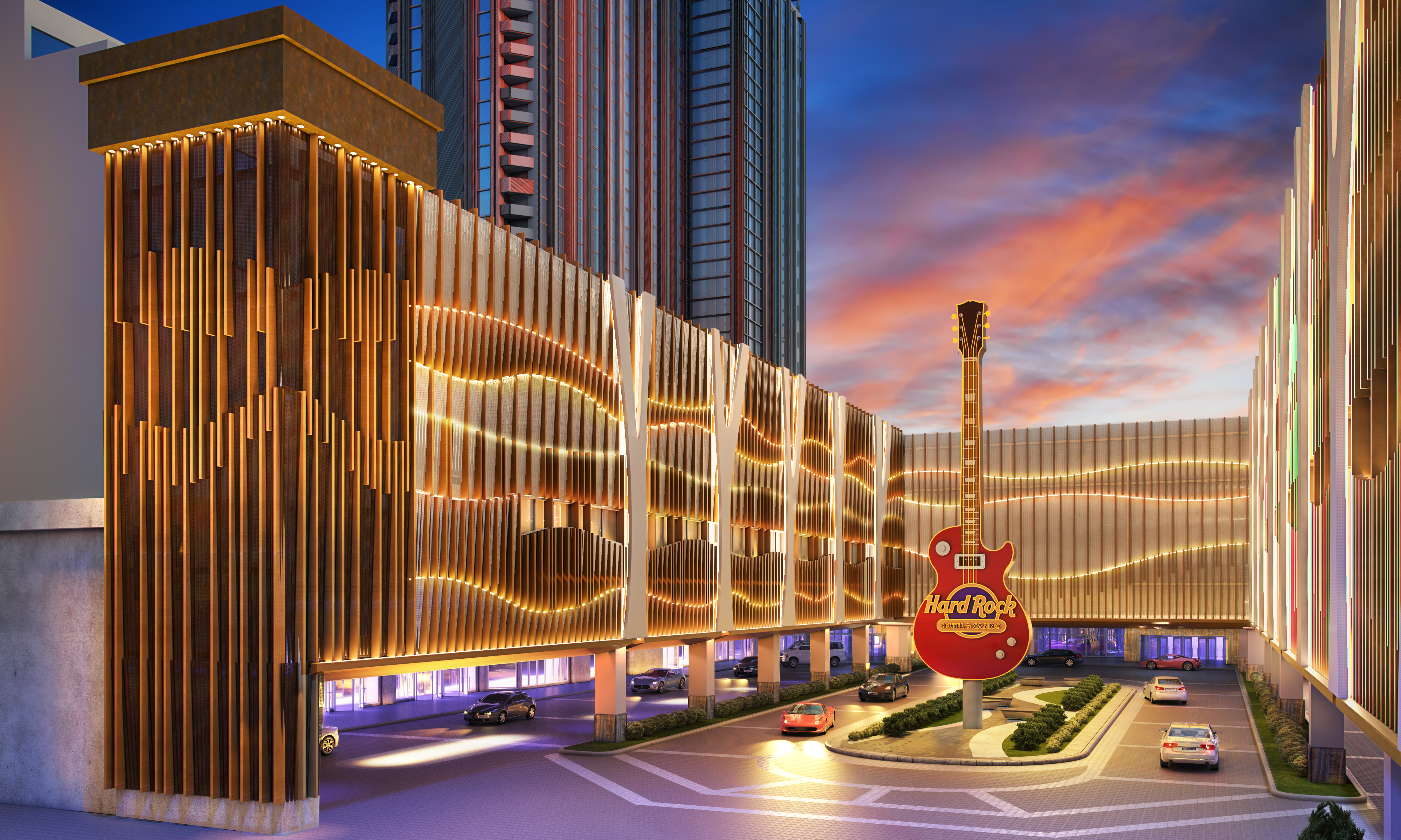 Hard Rock Announces Atlantic City Hotel Amp Casino Opening