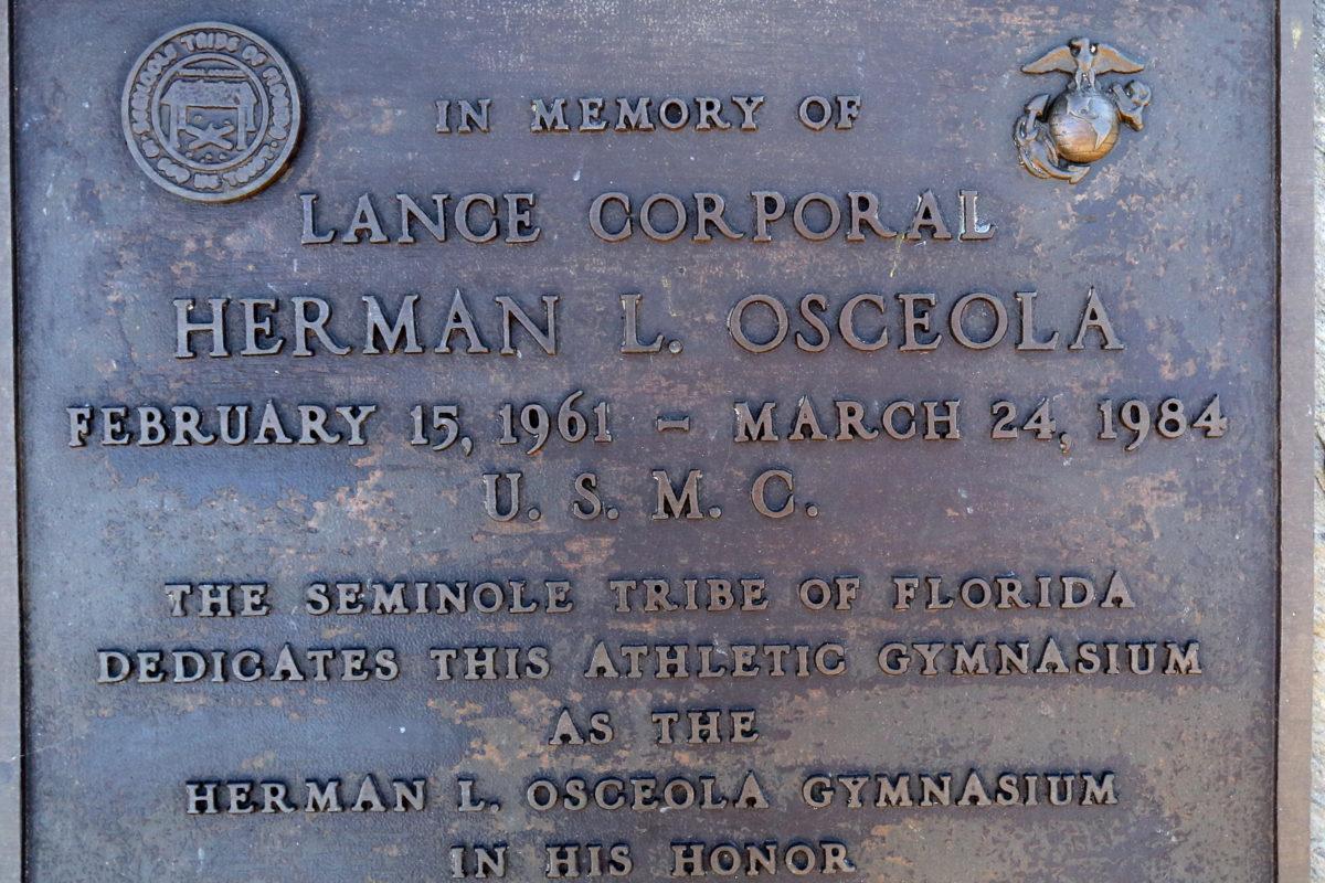 Herman Osceola 2