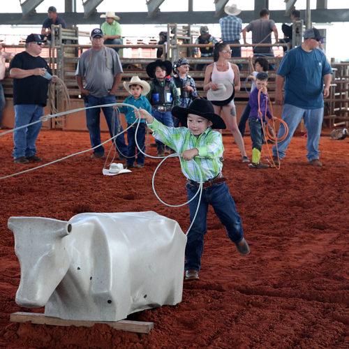 kids rodeo 9