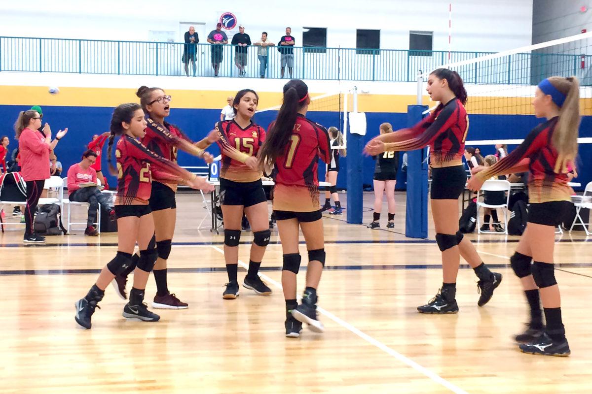 Chobee volleyball 1
