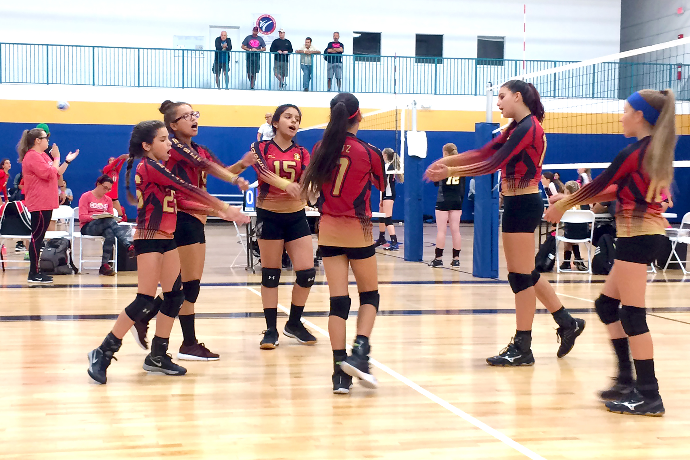 Tribal Players Making Big Impact For Chobee Volleyball Academy The Seminole Tribune